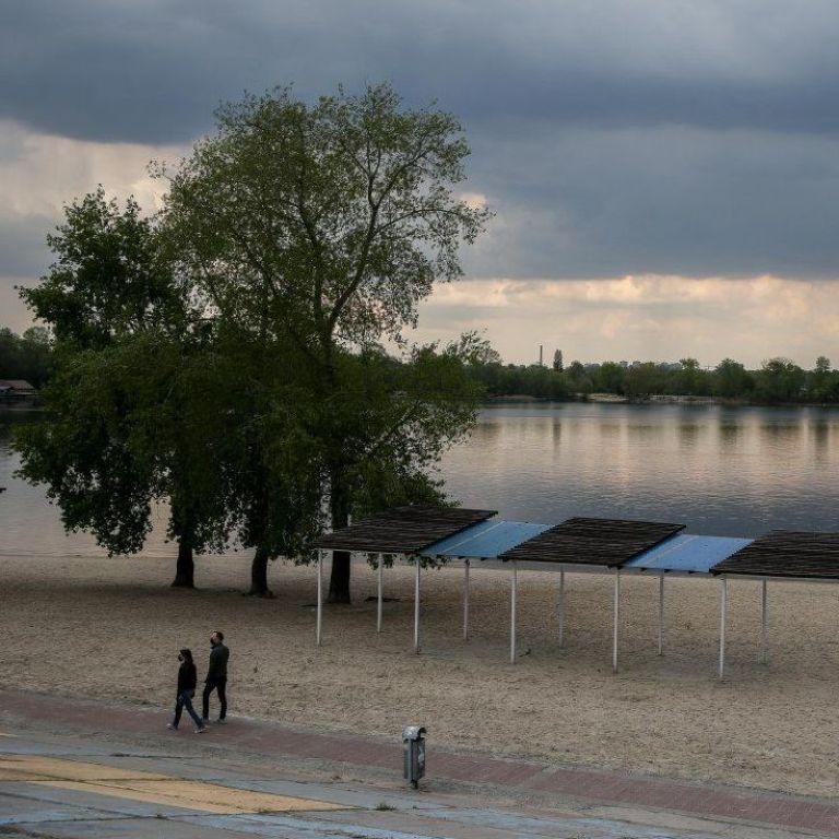 Погода в Украине: большинство регионов 17 мая накроет циклон, который принесет дожди и похолодание