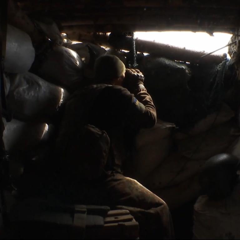 Бій тривав понад три години: бойовики щодоби обстрілюють українських бійців на Дебальцівському напрямку