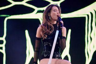 DOROFEEVA у сексівбраннях відіграла перший сольний концерт у Києві