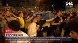 Новости Украины: фан-зона в Киеве была заполнена болельщиками