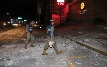Цілі міста лишились без світла після руйнівного землетрусу в Мексиці