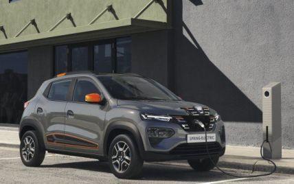 Dacia має намір випустити електричний варіант Sandero