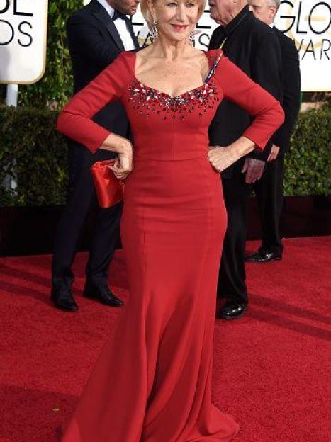 Хелен Миррен в Dolce & Gabbana / © Getty Images/Fotobank