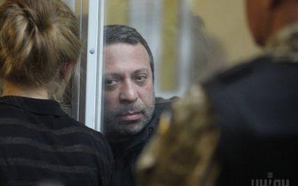 Правоохранители вывезли Корбана с территории Новозаводского суда Чернигова