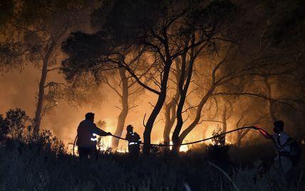 Європа у вогні: Сардинію охопили лісові пожежі, майже чотирьомсотням людей довелося полишити домівки