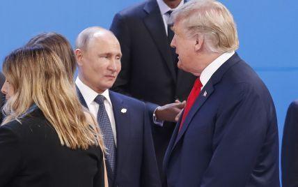 Культура лжи: в США вышла книга о том, как Трамп предупреждал Путина и интересовался молодыми сотрудницами