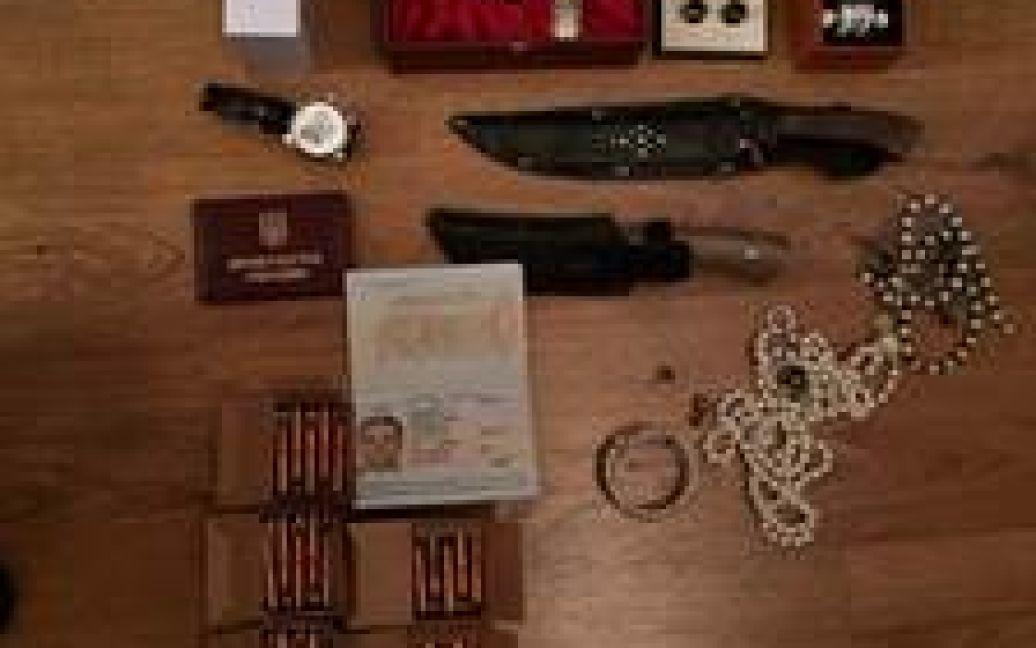 Взятки задержанных чиновников / © Пресс-служба СБУ