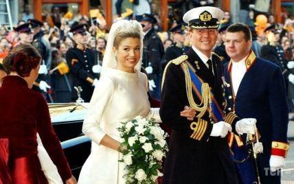 Розкішні і дорогі: весільні сукні королев і принцес