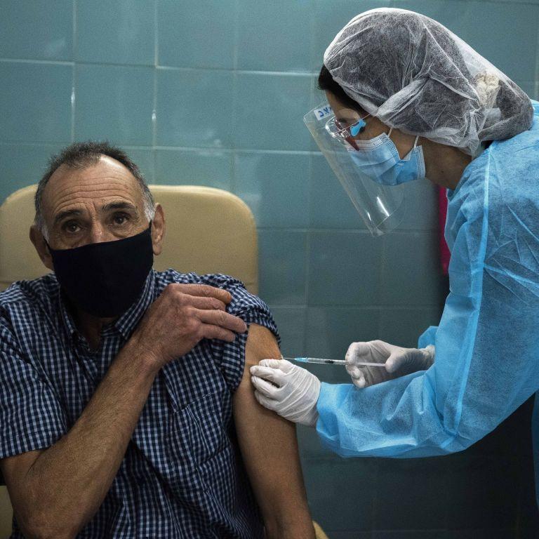 У МОЗ повідомили, скільки українців зробили щеплення від коронавірусу
