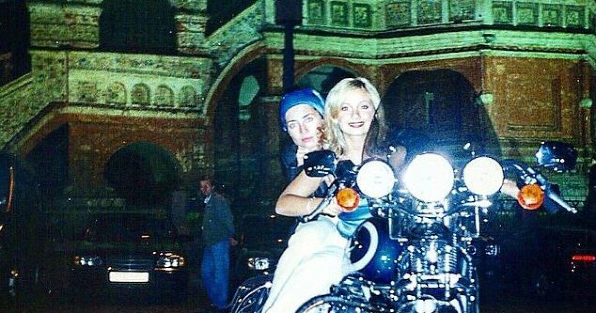 Орлова поделилась раритетными фото с Фриске / © instagram.com/olgaorlova1311