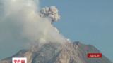 Самый высокий уровень опасности объявлен в Индонезии из-за вулкана Синабунг