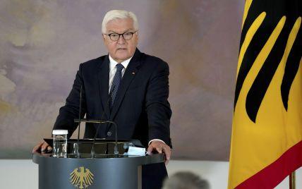 Президент Германии приедет в Украину