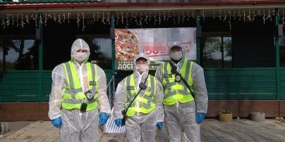 Локдаун в Киеве: закрыто четыре ресторана за нарушения карантина