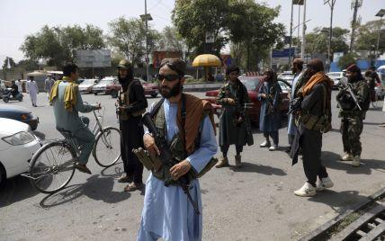Таліби звинуватили Таджикистан у втручанні в справи Афганістану
