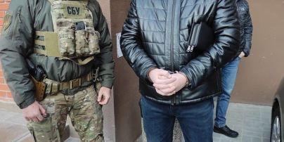 Под Днепром СБУ задержала террориста, причастного к убийству своего сотрудника