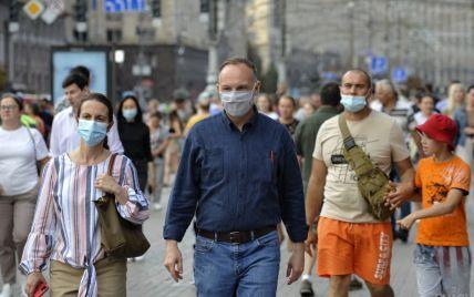 Коронавірус в Україні сьогодні: статистика на 11 вересня