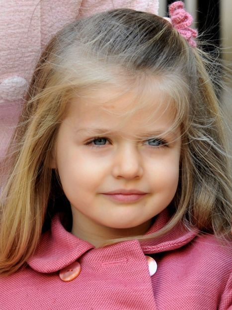 Іспанська принцеса Леонор / © Getty Images