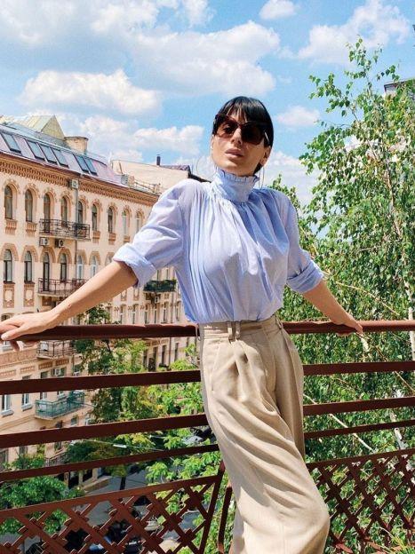 Маша Єфросиніна / © Instagram Маши Ефросининой