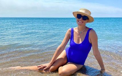 У яскравому купальнику і капелюсі: Катя Осадча показала нові світлини з відпустки