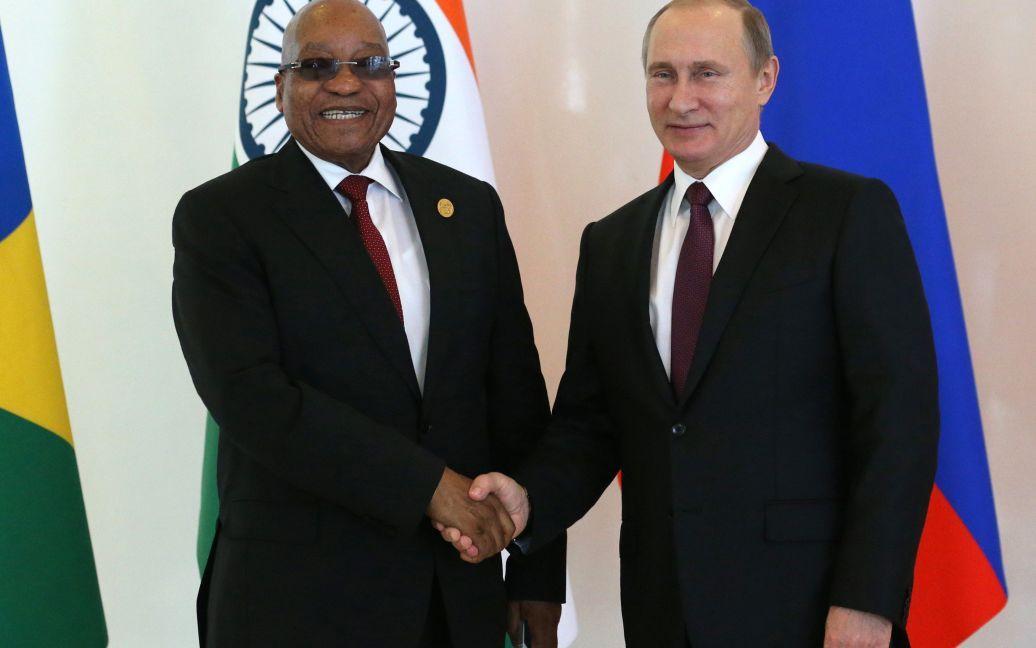 Мировые лидеры приехали на саммит / © Getty Images