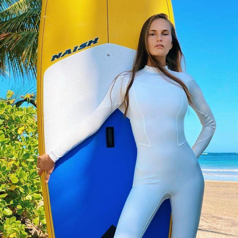 Алла Костромичова переехала из Нью-Йорка в Пуэрто-Рико
