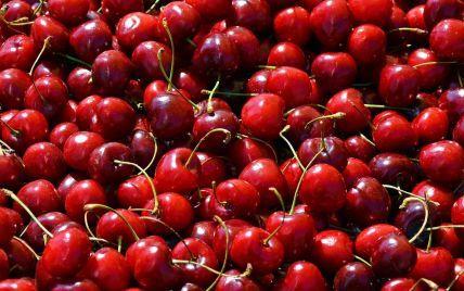 В Украине начался сезон черешни: какая стоимость ягод