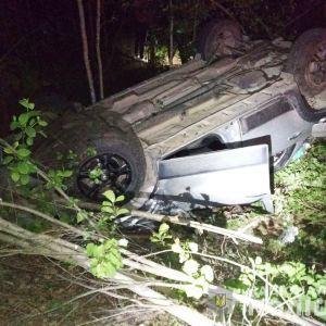 Взяв автівку без дозволу: у Рівненській області 15-річний водій скоїв ДТП, у якій постраждали неповнолітні