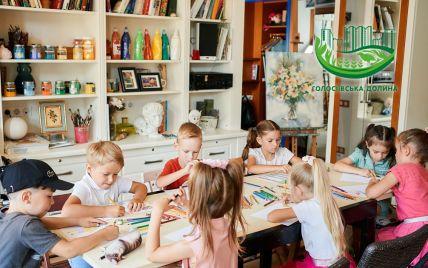 Юные художники нарисовали идеальный дом для всей семьи