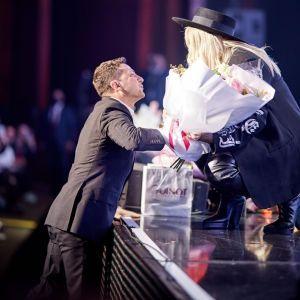 Ирина Билык отреагировала на личное поздравление Зеленского на ее концерте