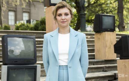 Впервые в прямом эфире: Елена Зеленская рассказала о школьном питании и коронном блюде мужа