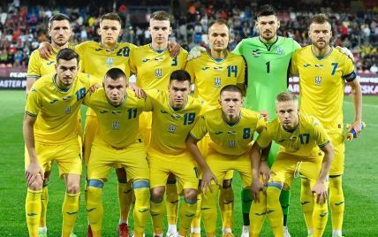 ФИФА обновила рейтинг национальных сборных после сентябрьских матчей: на каком месте Украина