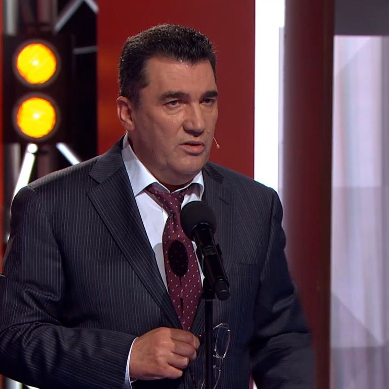 """""""Треба називати речі своїми іменами"""": Данілов порівняв ситуацію в ОРДЛО з концтабором"""