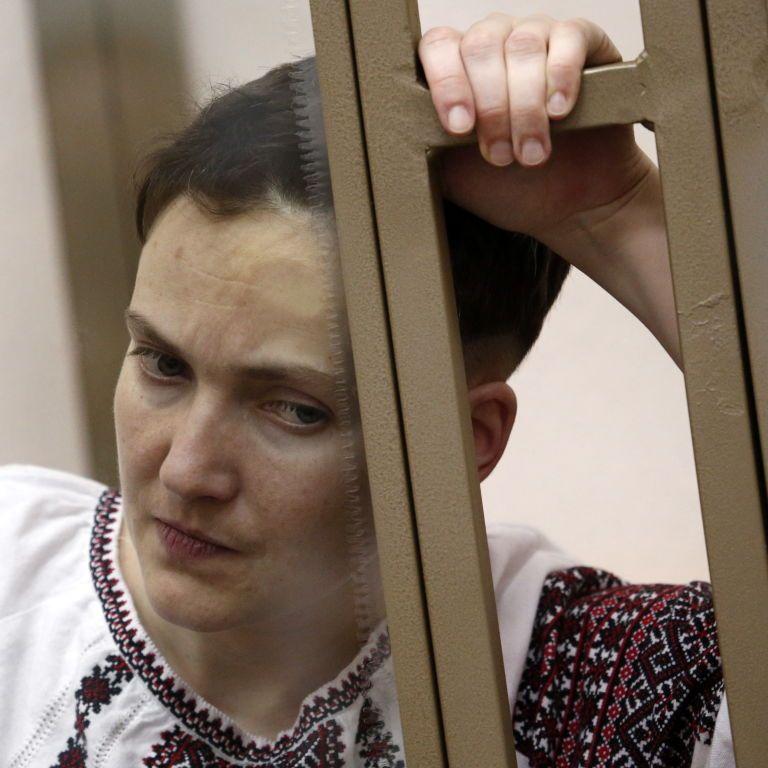 Савченко припинила сухе голодування – Фейгін