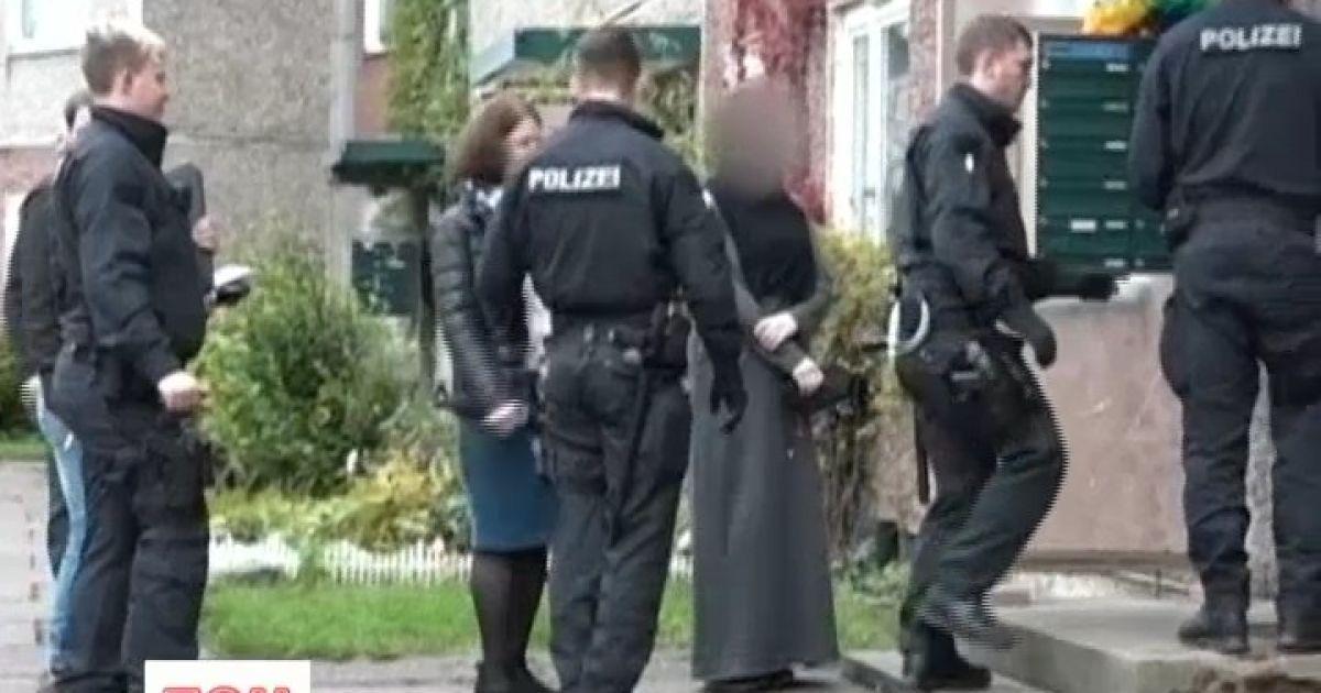 В Германии правоохранители провели спецоперацию против банды чеченцев