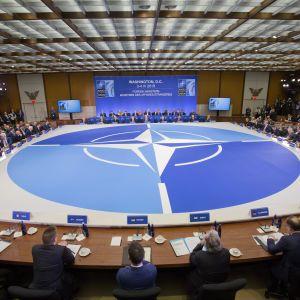 """""""В политике случаются ошибки"""": Кулеба назвал неправильным проведение саммита НАТО без Украины"""