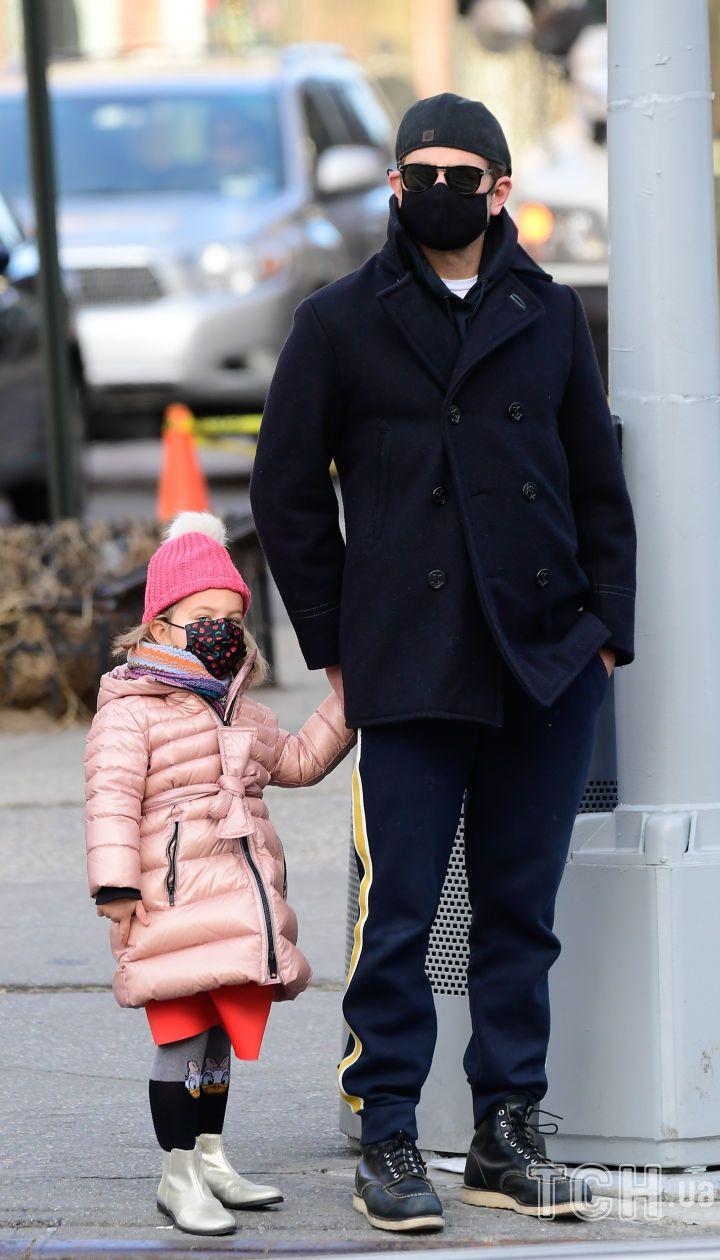 Брэдли Купер и Лея / © Getty Images