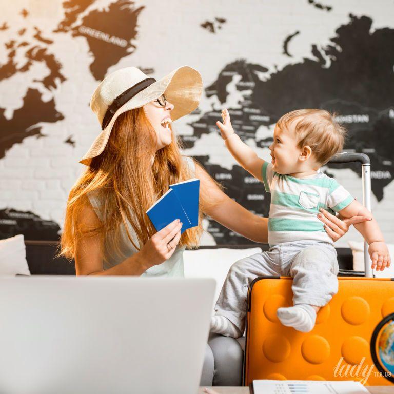 Как отдых с детьми сделать веселым, полезным и интересным