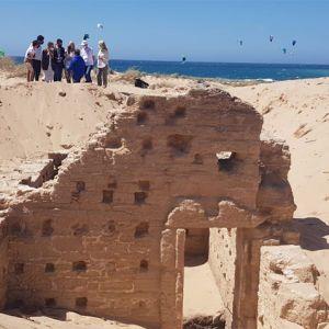 В Іспанії археологи виявили вцілілі давньоримські лазні (фото)