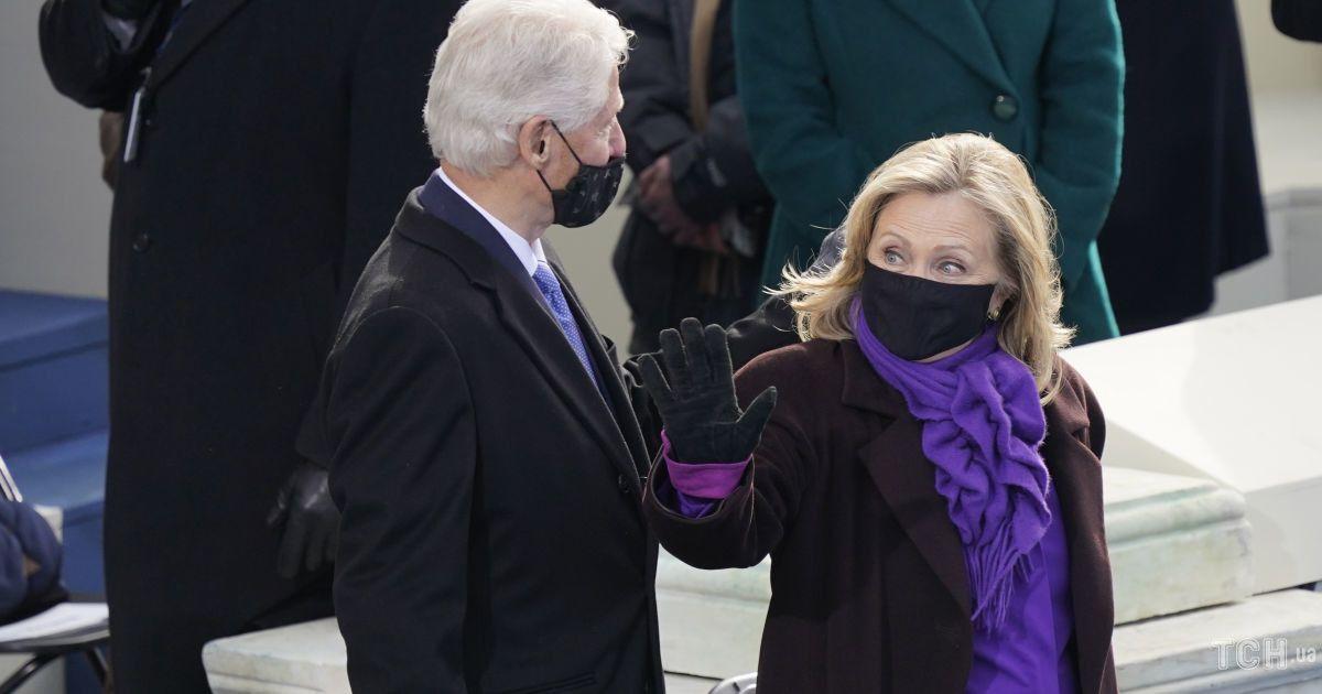 Билл и Хиллари Клинтон / ©