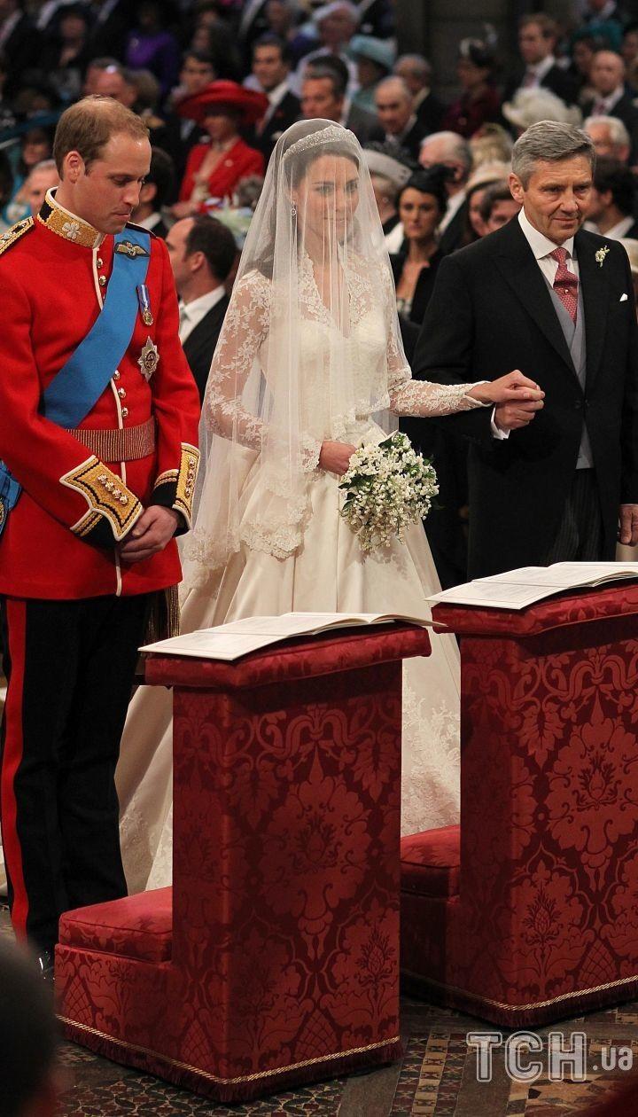 Свадьба Кейт Миддлтон и принца Уильяма / © Associated Press