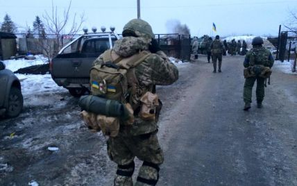 """Під Донецьком звільнили з полону поранених """"кіборгів"""""""