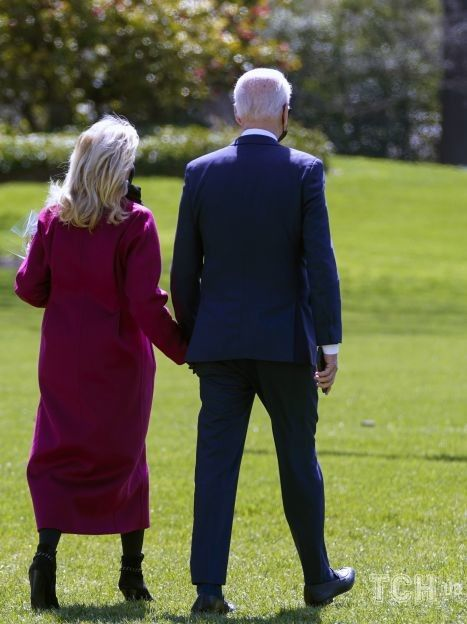 Джилл и Джо Байден / © Associated Press