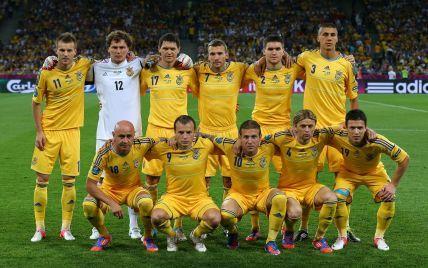 Форма головної команди. Коли і в що вдягалася збірна України