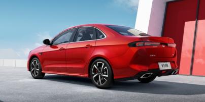 Копия Honda Accord: Chery показала большой и одновременно бюджетный седан перед премьерой