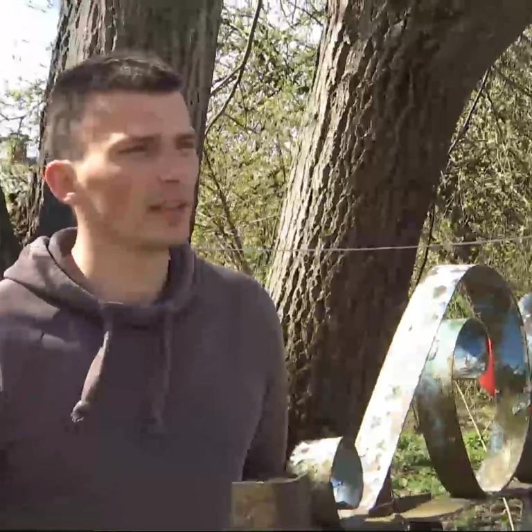 У Тернопільській області АТОвець вбив одного із шести нападників, які увірвались на його подвір'я
