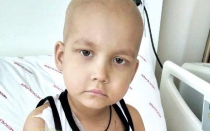 Жизнь 4-летнего Никиты сейчас в руках врачей и зависит от вовремя оплаченных счетов