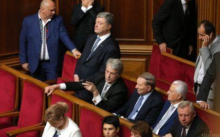 Вперше за 30 років: Кравчук пропустить заходи до Дня Незалежності