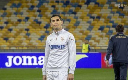Футболіст збірної України перенесе операцію