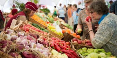 Ярмарки у Києві 21-25 липня: адреси місць, де можна купити продукти