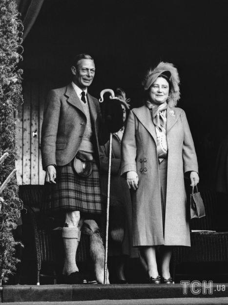 Король Георг VI и королева Елизавета / © Associated Press